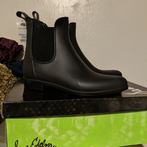 Sam Edelman Shoes - Sam Edelman 7W Women's Boots NWT